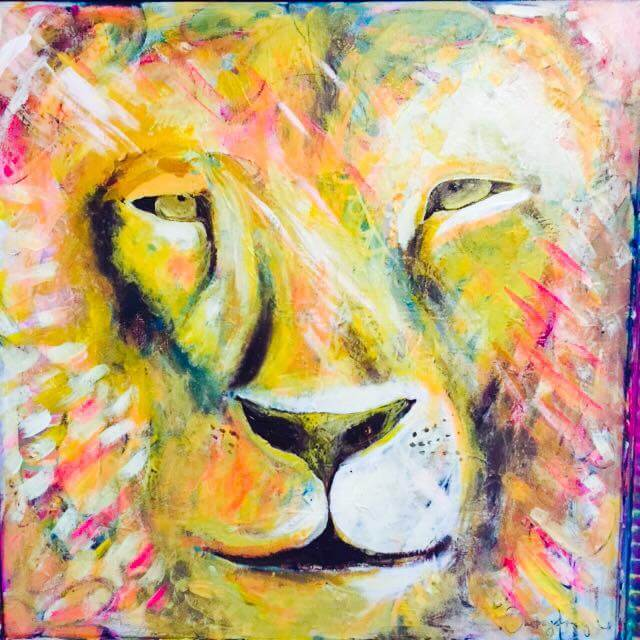 Whitney Freya's 2017 Woman Unleashed Retreat. Get Your Lioness ROARRRRR On!