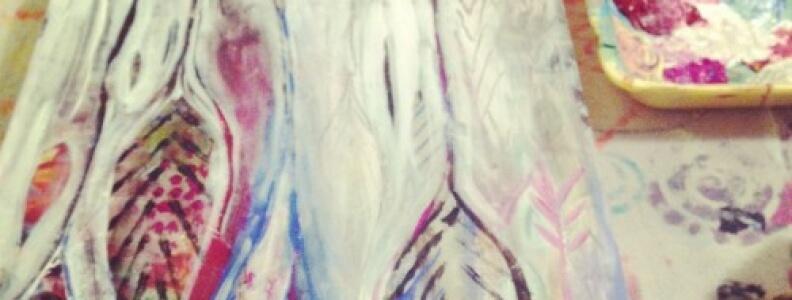 My Dreamcatcher Painting
