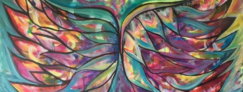 Whitney Freya & Bebe Buter . The Painted Guru Interview