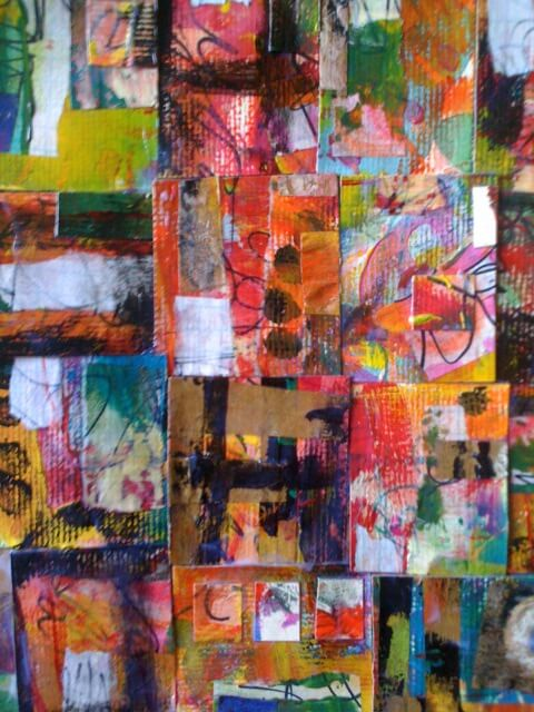 Abstract Tile Creativity Workout